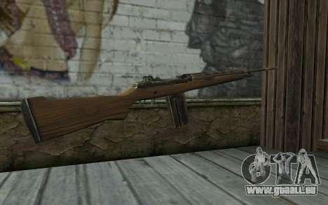 M14 from Battlefield: Vietnam für GTA San Andreas zweiten Screenshot