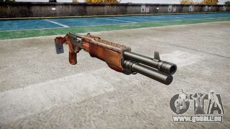Ружье Franchi SPAS-12 Speck für GTA 4