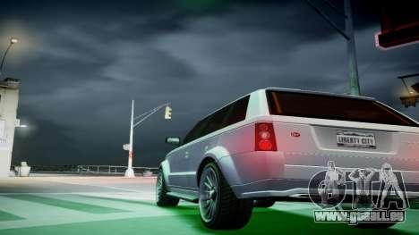 CGE Red Sky Fix v2.01 pour GTA 4 secondes d'écran