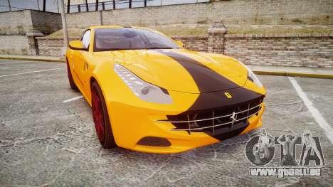 Ferrari FF 2012 Pininfarina Yellow für GTA 4