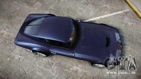 GTA V Invetero Coquette Classic pour GTA 4 est un droit