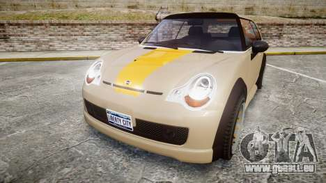 GTA V Weeny Issi Stock pour GTA 4