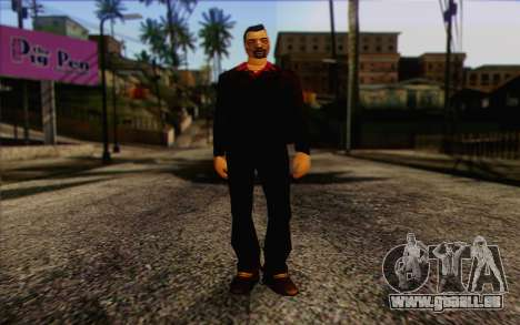 Yakuza from GTA Vice City Skin 1 pour GTA San Andreas