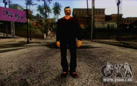 Yakuza from GTA Vice City Skin 1 pour GTA San Andreas