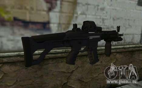 LK-05 v3 pour GTA San Andreas deuxième écran