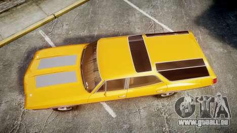 Oldsmobile Vista Cruiser 1972 Rims2 Tree3 pour GTA 4 est un droit