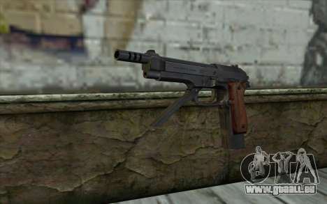 Beretta 93R pour GTA San Andreas