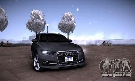 Graphique mod pour les moyennes PC 2.0 pour GTA San Andreas huitième écran