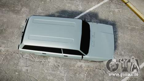 VAZ-2104 hooligan aserbaidschanischen Stil für GTA 4 rechte Ansicht