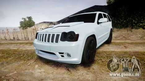 Jeep Grand Cherokee SRT8 stock pour GTA 4