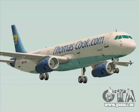 Airbus A321-200 Thomas Cook Airlines für GTA San Andreas