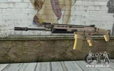 MK 16 SCAR für GTA San Andreas