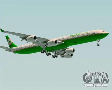 Airbus A340-600 EVA Air pour GTA San Andreas
