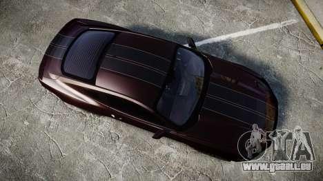 Ford Mustang GT pour GTA 4 est un droit