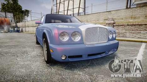 Bentley Arnage T 2005 Rims2 Black pour GTA 4