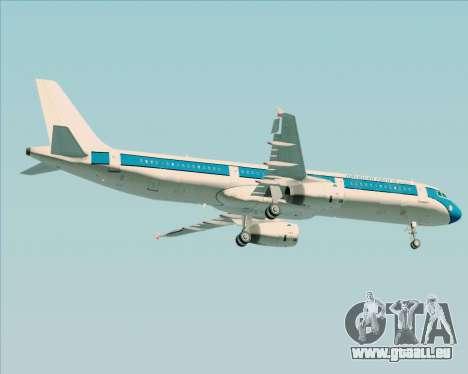 Airbus A321-200 American Pacific Airways für GTA San Andreas Seitenansicht