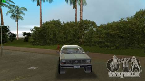 Ford Bronco 1985 für GTA Vice City