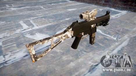 Gun UMP45 Viper für GTA 4 Sekunden Bildschirm