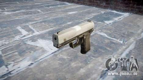 Pistole Taurus 24-7 Titan icon2 für GTA 4