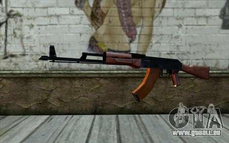 АКМ aus Half - Life Paranoia für GTA San Andreas
