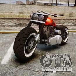Steel Horse Zombie für GTA 4