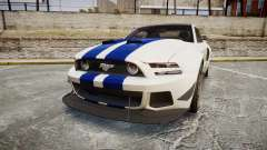 Ford Mustang GT 2014 Custom Kit PJ2