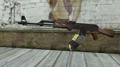 AK47 from Firearms v2 pour GTA San Andreas