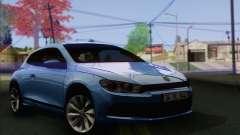 Volkswagen Scirocco 2011