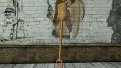 Shovel from Beta Version pour GTA San Andreas