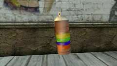 Spray Can from Beta Version