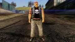 Biker from GTA Vice City Skin 1