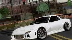 Mazda RX-7 de coupé pour GTA San Andreas