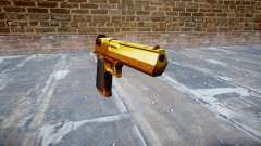 Pistole IMI Desert Eagle Mk XIX Gold