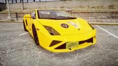 Lamborghini Gallardo 2013 HDD Honoka Kousaka