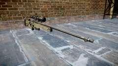 Fusil de Sniper L96A1 Magnum