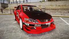 Mitsubishi Lancer Evolution IX Fast and Furious