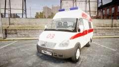 GAS-32214 Krankenwagen