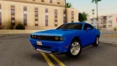 Dodge Challenger SXT Plus 2013
