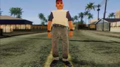 Cuban from GTA Vice City Skin 2