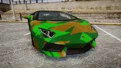 Lamborghini Aventador LP760-4 Camo Edition