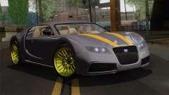 GTA 5 Adder (IVF) für GTA San Andreas