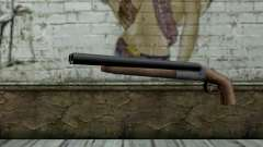 Sawn Off Shotgun from Beta Version