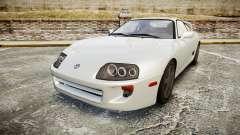 Toyota Supra pour GTA 4