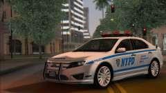 Ford Fusion NYPD v2.0 für GTA San Andreas