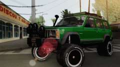 Jeep Cherokee 1998 Off Road 4x4