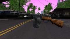 Pistolet Shpagina