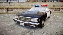 Chevrolet Impala 1985 LAPD [ELS]