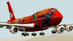 Boeing 747-400ER Qantas (Wunala Dreaming)