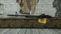 Die Maschinenpistole Kalaschnikow Modernisiert