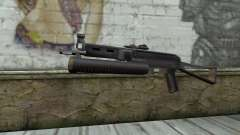 ПП-19 à partir des Armes à feu